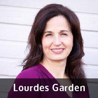 Lourdes-Garden